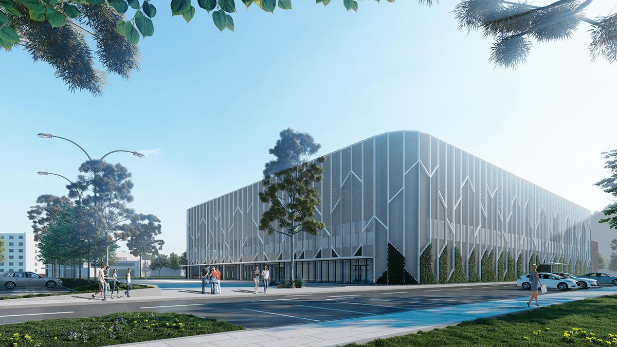 K začiatku výstavby Multifunkčnej  športovej haly sme čoraz bližšie